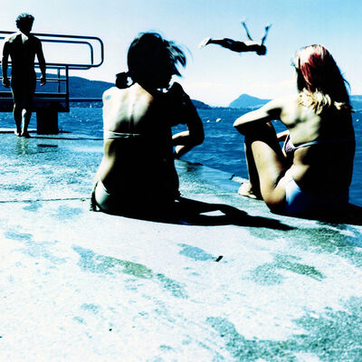 Karine Laval, 'Untitled #19 (The Pool), Annecy, France', 2002