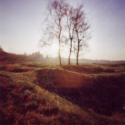 Dianne Bos, 'Vimy Minefield, Setting Sun', 2003