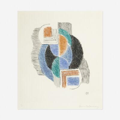 Sonia Delaunay, 'Untitled', c.1965