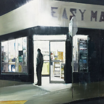 "Brett Amory, '""Waiting #230""', 2015"