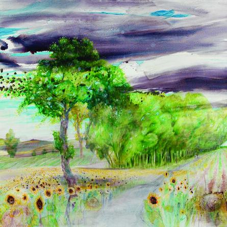 Marian Bingham, 'Seasons III Summer', 2011-2013