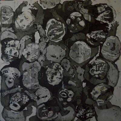 Alaa Sharabi, 'Womb', 2018