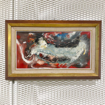 Paul Jenkins, 'BEDOUIN', 1957