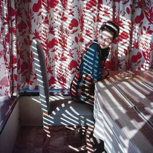 Jacques Henri Lartigue, 'Florette. Vence', 1954
