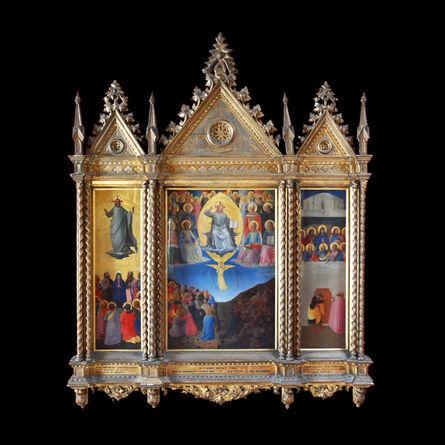 Unknown European, 'Renaissance Style Altarpiece', 16th Century AD to 19th Century AD