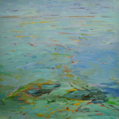 Mel Smothers, 'Island #1', 2017