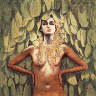 Rebecca Yanovskaya, 'Forest Spirit', 2021