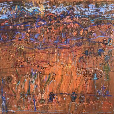 Liliana Golubinsky, 'Fuego', 2020