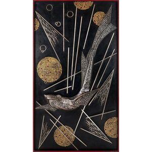 Michel Zadounaïsky, 'Sculpted pannel', 1933