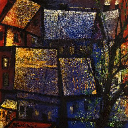 Paresh Maity, 'Fresh Snow Fall', 2015