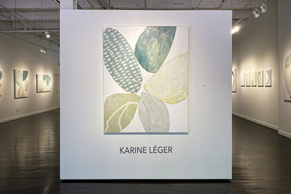 Karine Léger - Solo Exhibition