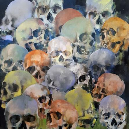 Thomas Donaldson, 'Memento Mori (Remember Death)', 2019