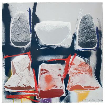Michael Heizer, 'Post Historic Screenprint No. 2', 2014