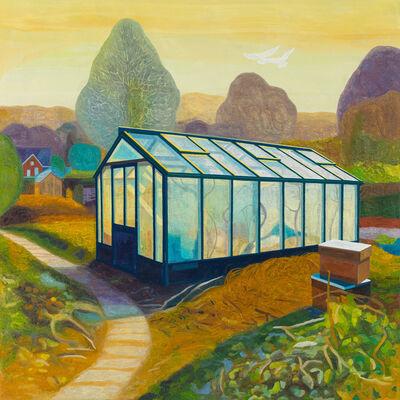 Hans Vandekerckhove, 'My Fathers Greenhouse 1', 2020