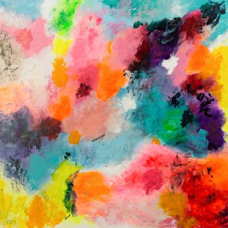 Covella, 'Colour Storm I', 2020
