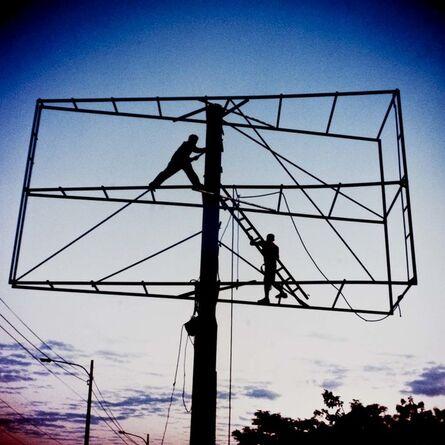 Alfredo Srur, 'Suburbios, Ciudad del Este', 2008