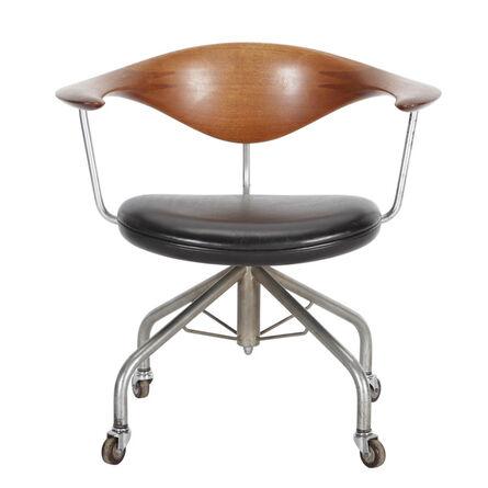 Hans Jørgensen Wegner, 'Swivel chair', 1955