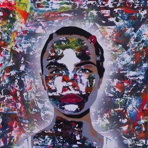 Lukas Avalon, 'Under Control', 2014
