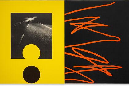Matthew King: Paintings on Aluminum