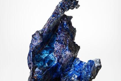 Osamu Kojima: Cinnabar and Ultramarine
