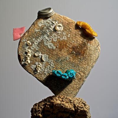 Alejandro Pérez Falconi, 'From the Series: Pequeños monstruos de playa, Payaso de piedra   (Stone Clown)', 2014