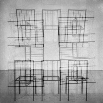 Geraldo de Barros, 'Cadeira Unilabor, São Paulo, Brazil', 1954