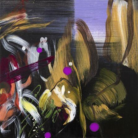 Kristiina Uusitalo, 'A Glass of Light to Drink in Darkness (sketch II)', 2018