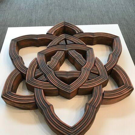 Nicholas Kripal, 'Cathedral Labyrinth II', 2001