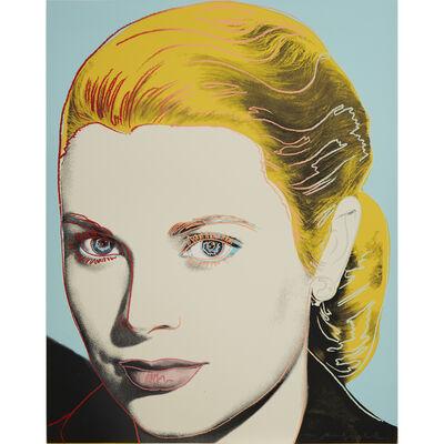 Andy Warhol, 'Grace Kelly F&S II.305', 1984