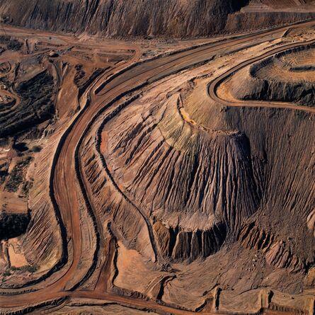 David Maisel, 'The Mining Project (Ray, AZ 5)', 1989
