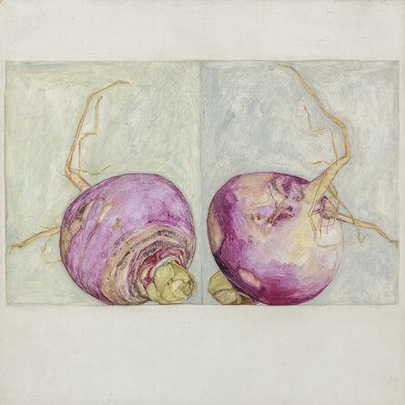 Regina Granne, 'Ledger: Turnip', 1996-1997