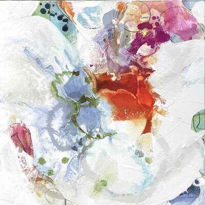 Liz Barber, 'Tea Roses 1', 2021