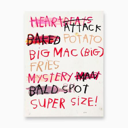 Gino Belassen, 'Big Mac (Big)', 2021