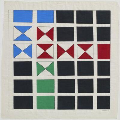 Stephen Willats, 'Change Exercise No. 13', 1965