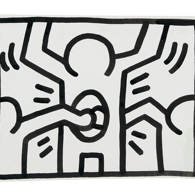 Keith Haring, 'Untitled (Pop Shop Drawings)', 1985