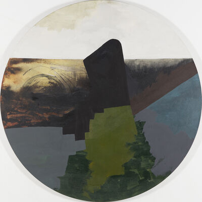 Otto Rogers, 'Sunset and Passing Storm', 2015