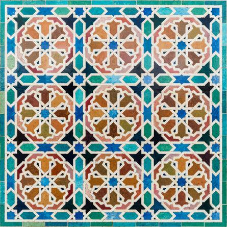 Ben Johnson (b.1946), 'Alhambra 7', 2016