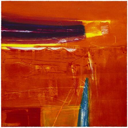 Barbara Rae, 'Red Sanctuary (A/P VI)', 2014