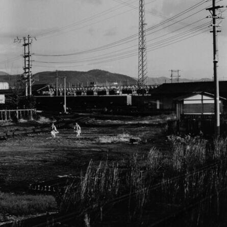 Toshio Enomoto, '066-Umekoji train yard site', 1983