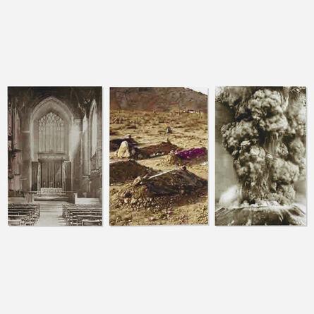 Thomas Ruff, 'jpegs I (three works)', 2005
