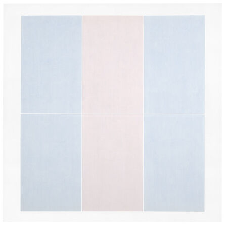 Agnes Martin, 'Untitled #3', 1974