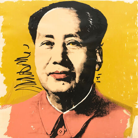 Andy Warhol, 'Mao II.97', 1972