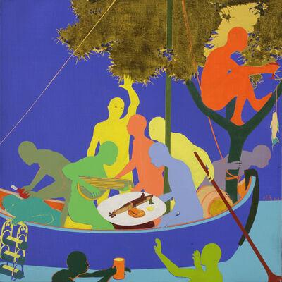 Miao Xiaochun 缪晓春, 'Music and Wine', 2016