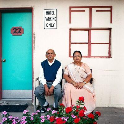 Chiraag Bhakta & Mark Hewko, 'Wichita: Part of The Arch Motel Project by Chiraag Bhakta (*Pardon My Hindi)', 2014