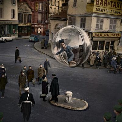 Melvin Sokolsky, 'Lumiere Street II', 1963