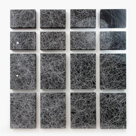 Tao Stein, 'Wall 2_Quadrant 1_top right', 2015