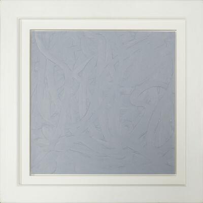 Gerhard Richter, 'Vermalung (grau)', 1971