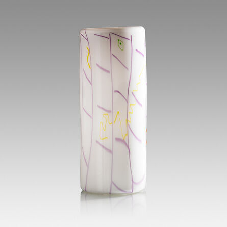 Dale Chihuly, 'Early Cylinder, Providence, RI', ca. 1974