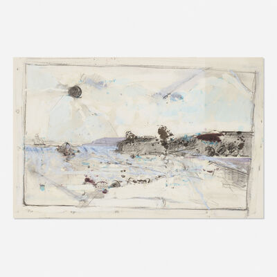 Wayne Thiebaud, 'Untitled', c. 1960