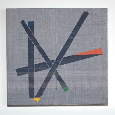 Ethel Stein, 'Angled Contructions', 2012